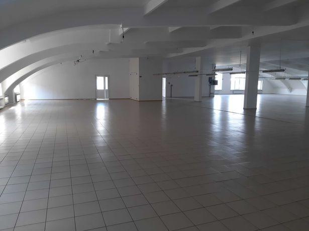 Оренда офіс, швейний цех то що. Виставка біля 1-й автовокзал 1600 кв.м