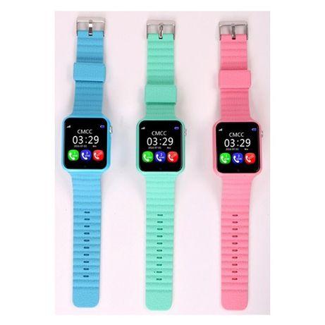Новые детские Smart Baby Watch Смарт часы V7k. GPS + A-GPS + LBS