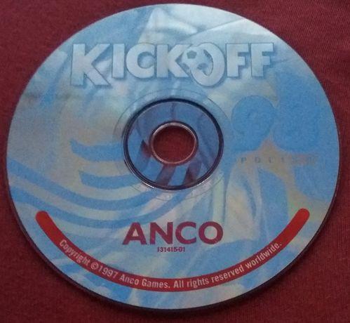Stare gry PC: Kick Off 98