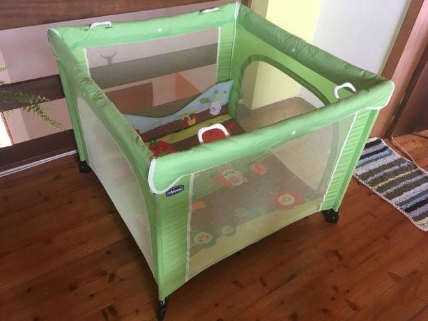Parque para bebé Chicco (verde)