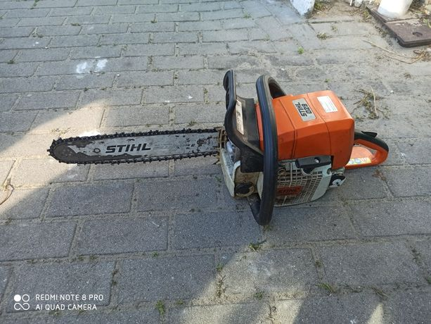 Piła pilarka spalinowa Stihl 029