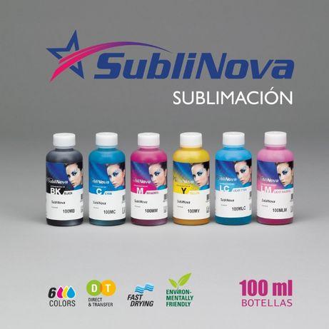 Tintas de Sublimação 100ml