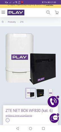 Cesja Play internet L 200gb bez limitu + Play tv now box