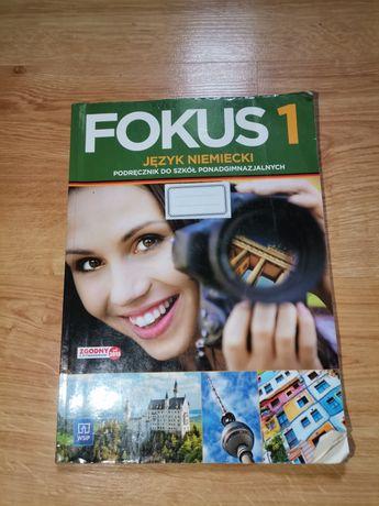 Podręcznik do niemieckiego Fokus 1
