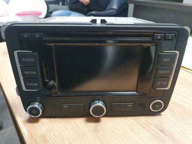 Radio Nawigacja Vw Passat