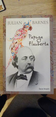 Papuga Flauberta Julian Barnes jak nowa