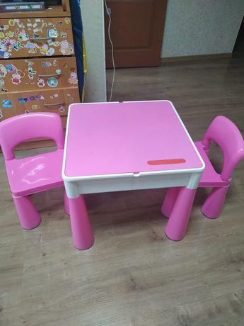 Продам детский стол tega baby