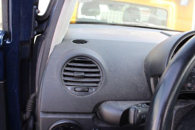Kratki nawiewu Kierowcy VW New Beetle 2004r