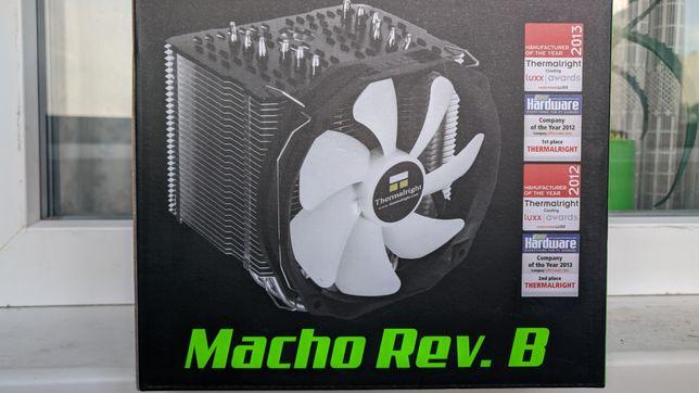 Кулер для процессора Thermalright macho rev B