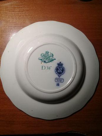 тарелка фарфор 19 век