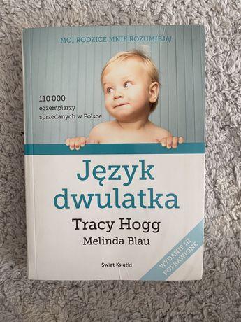 Jezyk dwulatka Tracy Hogg Świat Książki