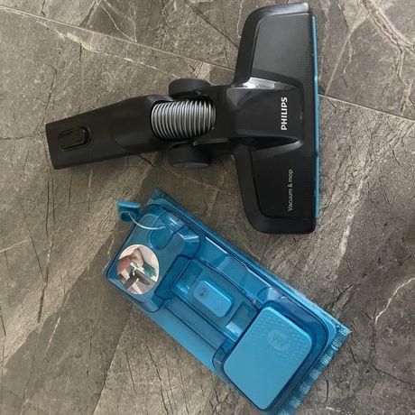 Аккумуляторный пылесос PHILIPS SpeedPro Max Aqua FC6903/01