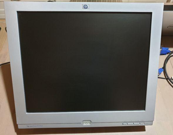 "monitor LCD - HP Pavilon 17"" - model F1703"