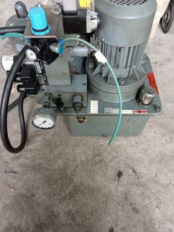 Agregat hydrauliczny rexroth