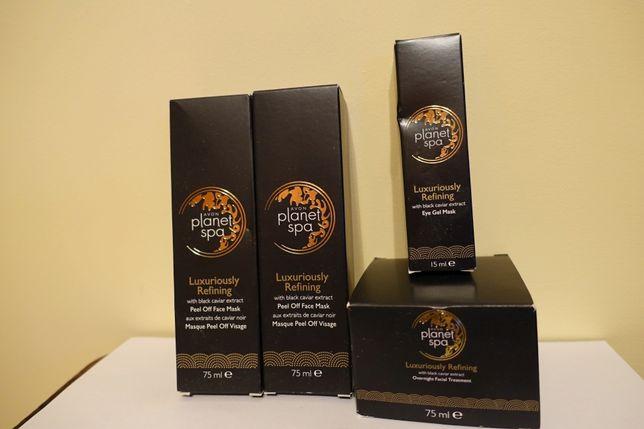 Avon - kosmetyki z czarnym kawiorem Planet Spa