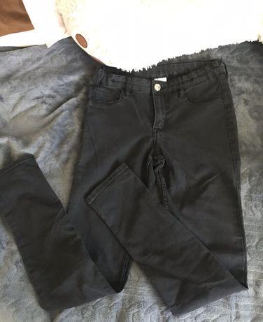 czarne spodnie dziecięce