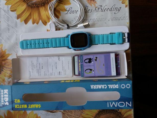 Продам Детские Смарт-часы NOMI Kids Heroes W2 Blue с гарантией