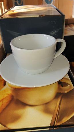 Filiżanka kawy czarnej lub cappuccino JURA Nowa! w pudełku na prezent