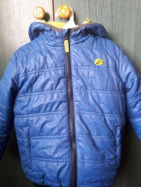 Куртка на мальчика Reserved рост 104 на 3-4 годика