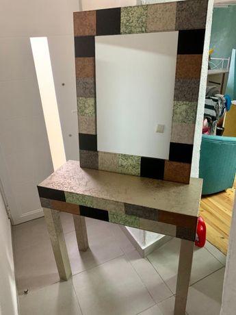 Movel aparador + espelho