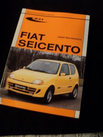 Sprzedam ksiazke 300 stron wszystko o Fiat Seicento