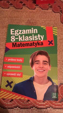 Egzamin 8-klasisty Matematyka