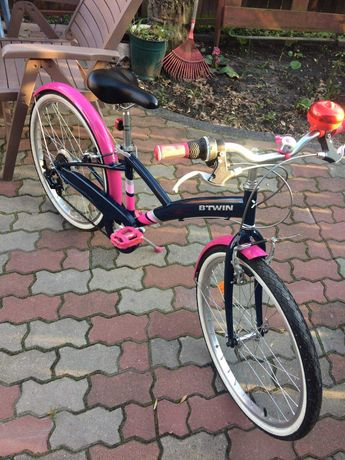 Rower dla dziewczynki bitwin