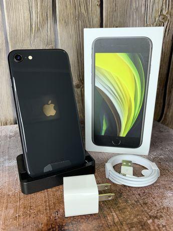 Iphone SE 2020 black 64GB neverlock