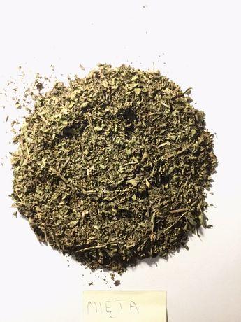 Mięta pieprzowa liść suszony 1 kg Polska