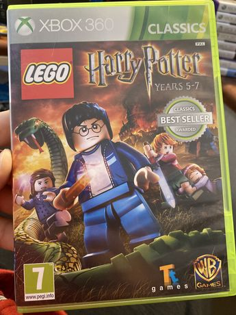 Harry Potter Years 5-7 Xbox 360
