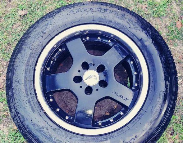 Оригинальные диски ART для G-Class с резиной Toyo R18
