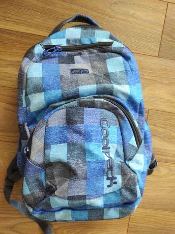 Coolpack plecak trzykomorowy