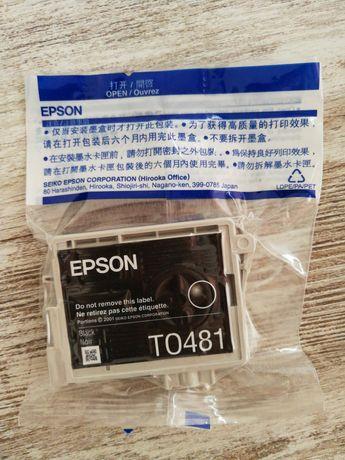 Tinteiro Epson T0481 Black (Original e selado)