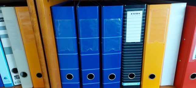 Capas de arquivo