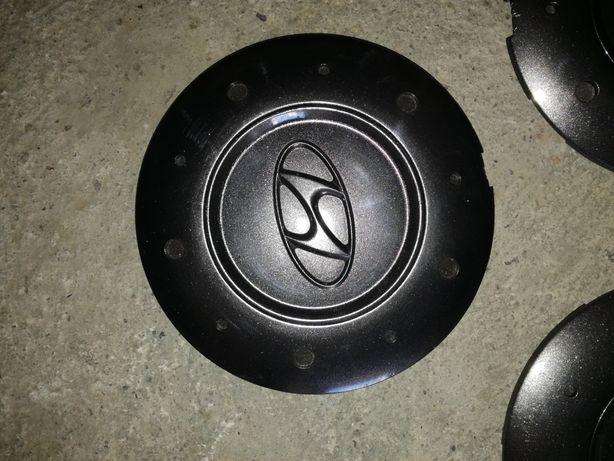 Dekiel dekielek kapsel kołpak felg aluminiowych oryginał Hyundai Coupe