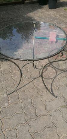 Szklany stolik, stolik kawowy