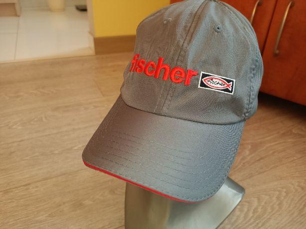 Fischer czapka z daszkiem sprzedam