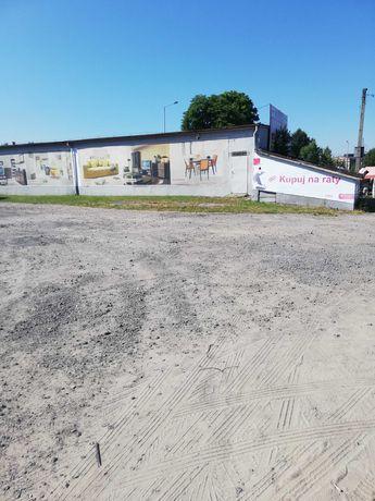 Sprzedamy halę z budynkami produkcyjnymi w Łazach