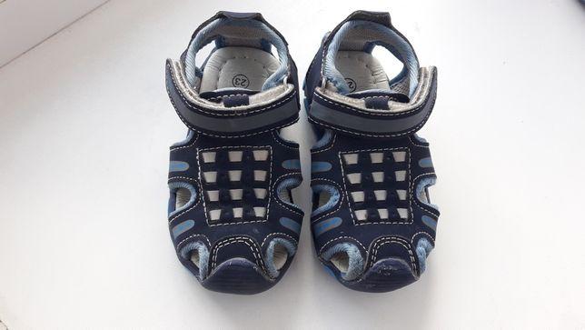 Босоножки на мальчика 23 розмер сандали 23 сандалі на хлопчика 23 р 23