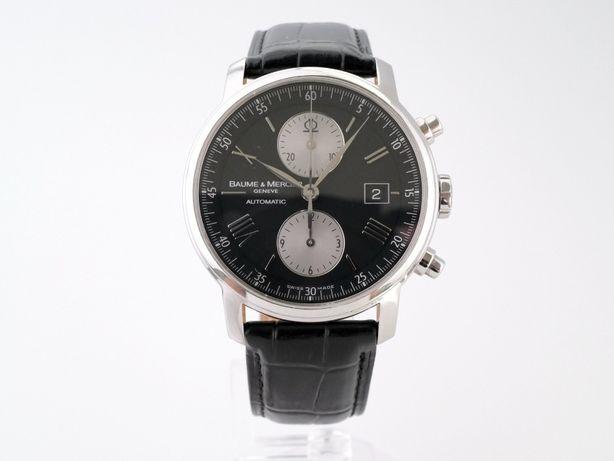 Мужские бу часы Baume Mercier Classima Chronograph XL 42 мм