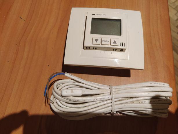 Терморегулятор теплої підлоги frontier th-0502r
