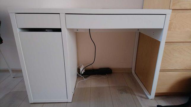Biurko Micke IKEA   Świetny Stan