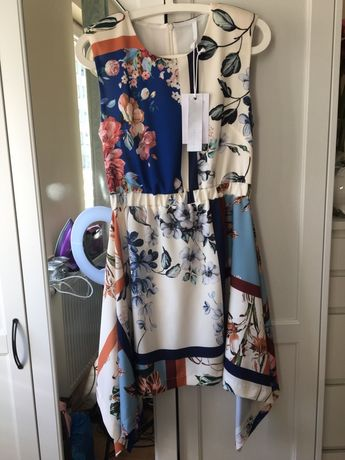 IMPERIAL piekna sukienka nowa z metką rozmiar S / M