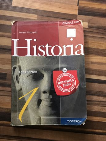 Historia podręcznik gimnazjum