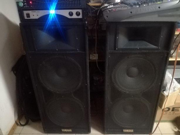 Колонки Yamaha s215v USA динаміки EMINENCE 1000 ВАТ ціна за пару