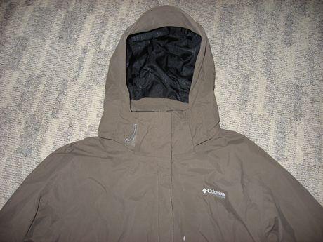COLUMBIA TITANIUM Damska kurtka trekingowa długa L