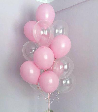 Геливые воздушные шарики, фотозоны, доставка