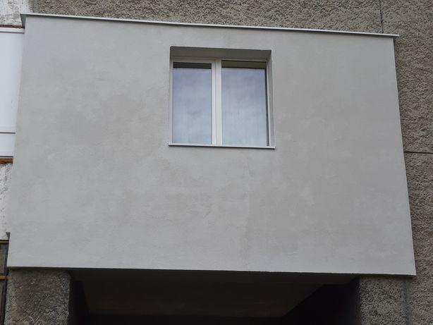 Утеплення фасадів, квартир. Ремонт під'їздів, можна невеликий об'єм;
