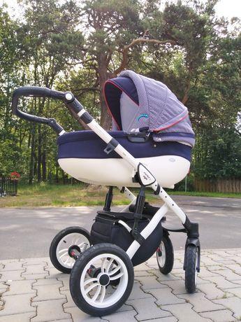 Sprzedam wózek 3W1 Baby Merc Faster 2 style