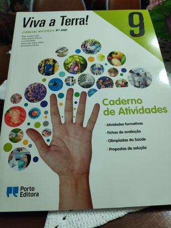 Caderno de atividades Ciências 9º